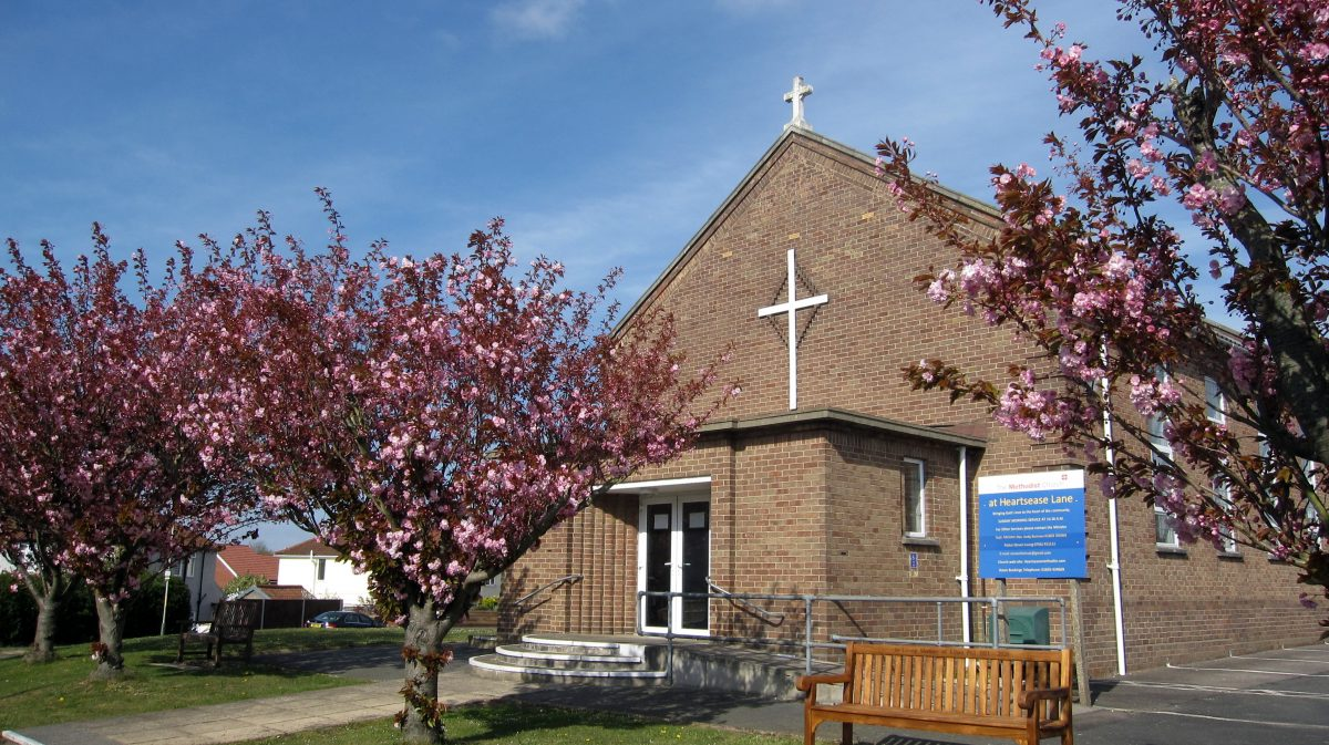 Heartsease Methodist Church